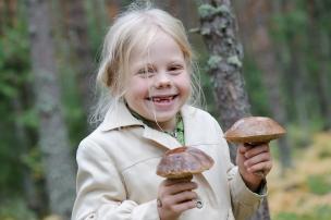 metsas oli kaks seent