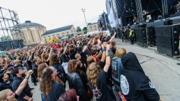 Tuska Open Air Metal Festival 2012