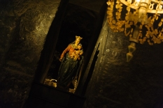 Wieliczka soolakaevandus Krakowis