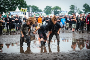 Wacken Open Air festival 2012