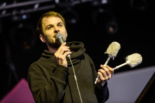 Nils Frahm/Taavi Kerikmäe & Eric Echampard