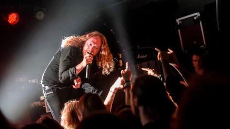 Dark Tranquillity concert @ Tapper, Estonia