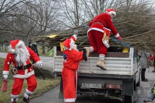 Loomadele jõulukinke viimas_6