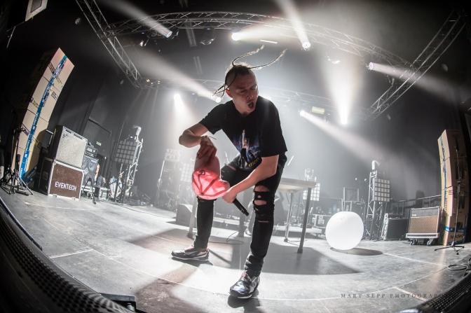 TMW 2015 – Day 2 @ Von Krahl & Rockstars