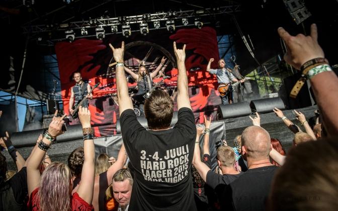 Hard Rock Laager 2015 @ Vana-Vigala