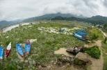 Kalamehed Phewa järvel