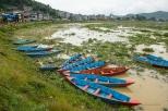 Phewa järv Pokharas