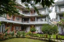 Selline näeb välja kohalik soodne hotell Pokharas