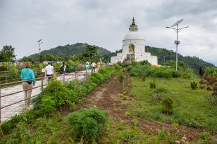 The Peace Temple