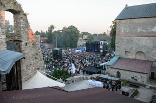 Uriah Heep kontsert Haapsalu lossihoovis