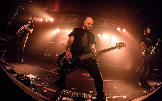 Torche @ club Tapper
