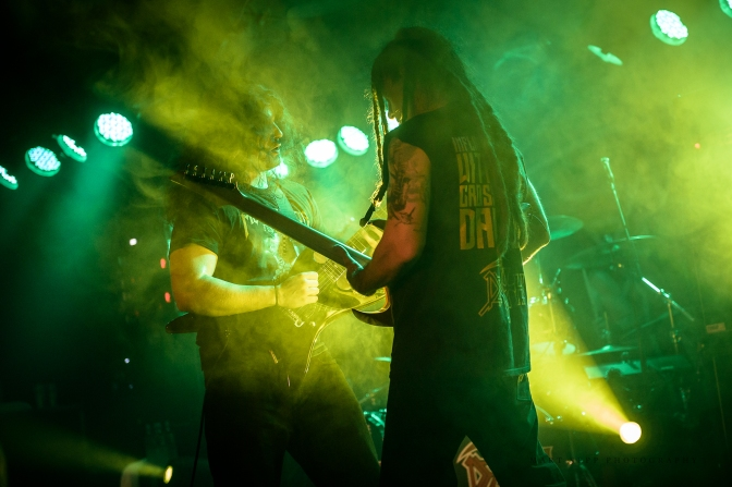 Death DTA & Obscura @ club Tapper