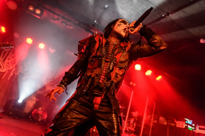 Cradle Of Filth @ Tapper